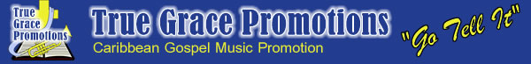 True Grace Promotions Ad Banner